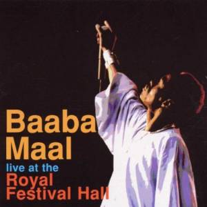 Cover - Baaba Maal: Live At The Royal Festival Hall