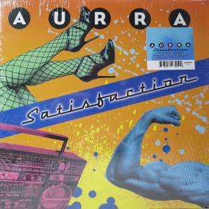 Cover - Aurra: Satisfaction