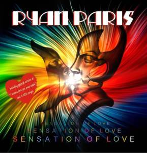 Cover - Ryan Paris: Sensation Of Love