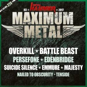 Metal Hammer - Maximum Metal Vol. 226 - Cover