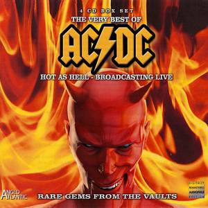 AC/DC: Rare Gems From The Vaults - Cover