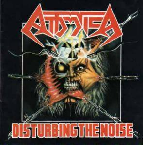 Attomica: Disturbing The Noise - Cover