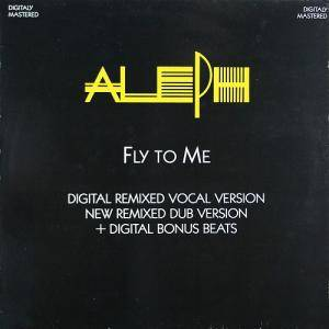 Aleph: Fly To Me - Cover