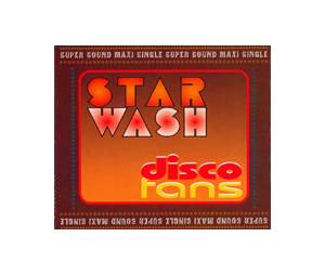 Star Wash: Disco Fans - Cover