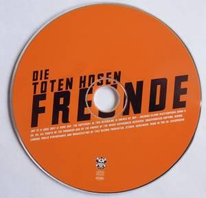 Die Toten Hosen: Freunde (Single-CD) - Bild 3