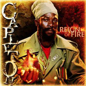 Cover - Capleton: Reign Of Fire