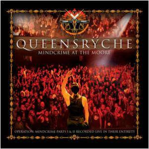 Queensrÿche: Mindcrime At The Moore - Cover