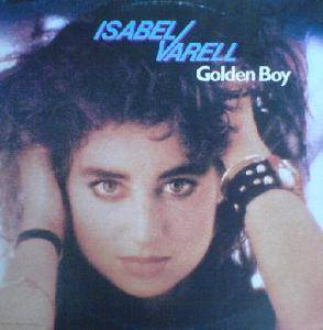 Cover - Isabel Varell: Golden Boy