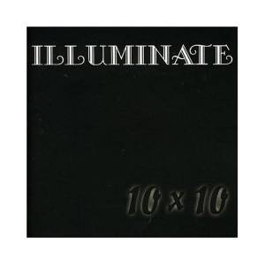 Cover - Illuminate: 10x10