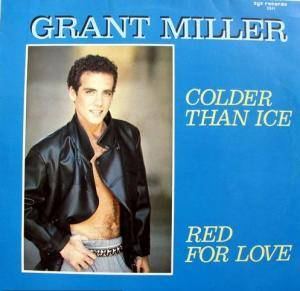 Cover - Grant Miller: Colder Than Ice
