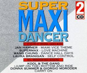 Super Maxi Dancer - Cover