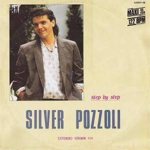 Cover - Silver Pozzoli: Step By Step