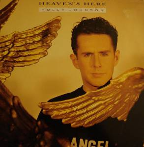 Cover - Holly Johnson: Heaven's Here