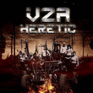 V2A: Heretic - Cover