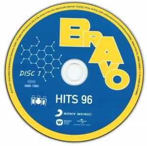 Bravo Hits 96