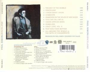 Paul Simon: Graceland (CD) - Bild 3