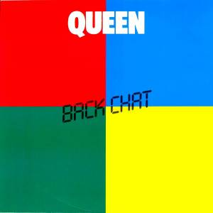"Queen: Back Chat (7"") - Bild 1"