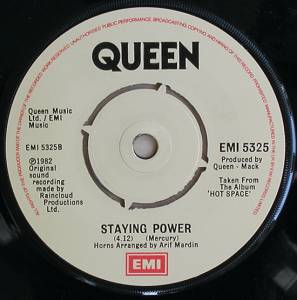 "Queen: Back Chat (7"") - Bild 4"