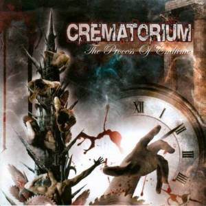 Cover - Crematorium: Process Of Endtime, The
