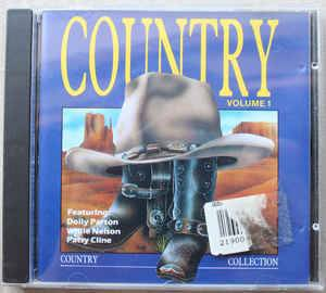 Country Collection - Country Volume 1 - Cover