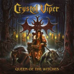 Cover - Crystal Viper: Queen Of The Witches