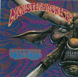 Monster Magnet: Superjudge - Cover