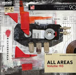 Cover - Val Sinestra: Visions All Areas - Volume 193