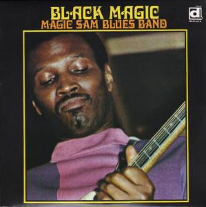Cover - Magic Sam: Black Magic
