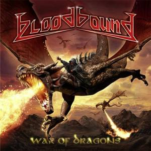 Cover - Bloodbound: War Of Dragons