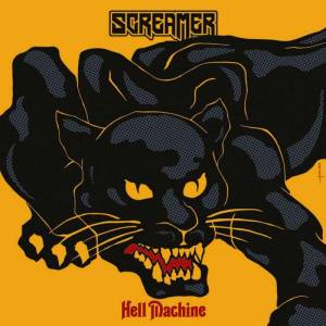 Screamer: Hell Machine - Cover