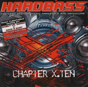Cover - Pitchers: Hardbass Chapter X.Ten