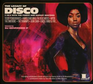 Cover - Jean Carn: Legacy Of Disco, The