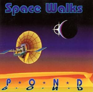 Cover - POND: Space Walks