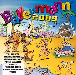 Cover - Almklausi: Ballermann 2009