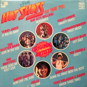 Cover - David Cassidy: Bell's Hot Shots Of The 70's