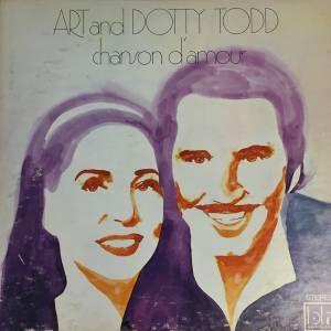 Cover - Art And Dottie Todd: Chanson D'amour