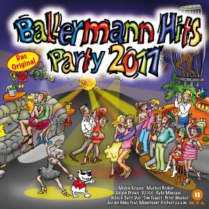 Cover - Rooney: Ballermann Hits Party 2011