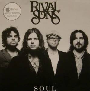 Cover - Rival Sons: Soul