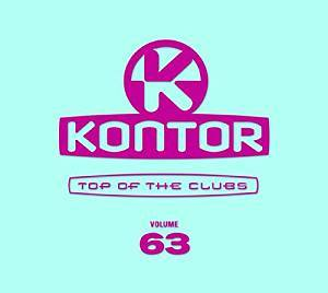 Cover - Oliver Heldens: Kontor Top Of The Clubs Vol. 63