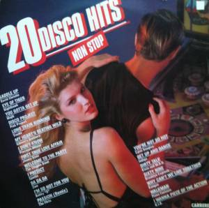 Cover - Traks: 20 Disco Hits - Non Stop