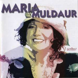 Maria Muldaur: Songs For The Young At Heart - Cover