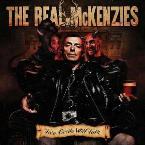 Cover - Real McKenzies, The: Two Devils Will Talk