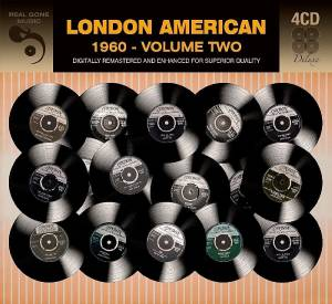 London American 1960 - Volume Two - Cover