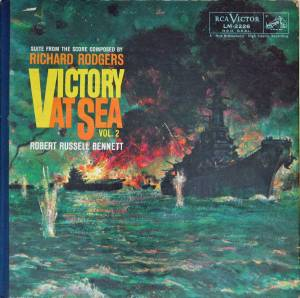 Cover - Richard Rodgers: Victory At Sea Vol.2