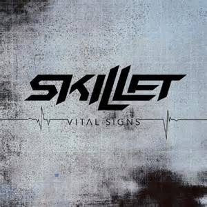 Cover - Skillet: Vital Signs