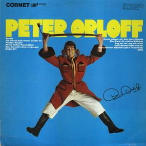 Cover - Peter Orloff: Peter Orloff