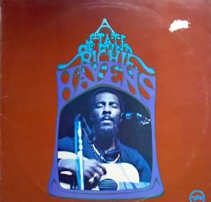 Cover - Richie Havens: State Of Mind, A