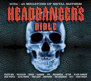 Cover - Wildhearts, The: Headbanger's Bible