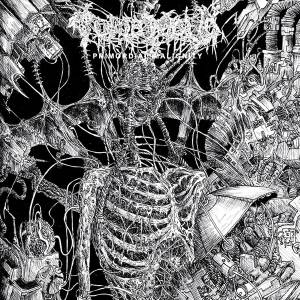 Tomb Mold: Primordial Malignity - Cover