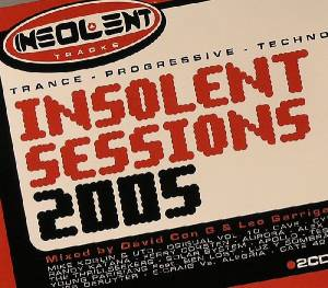 Cover - Lost Witness: Insolent Sessions 2005